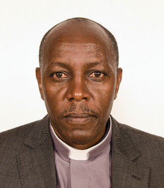 Rev. Dr. Eric Mũchina